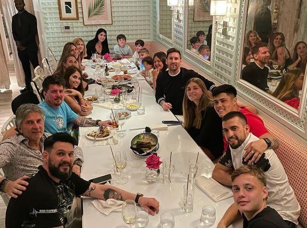 Lionel Messi vacations in Casa de Campo, Dominican Republic - Dominican News 2