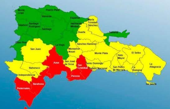 Onamet Alert for hurricane Elsa - Dominican News